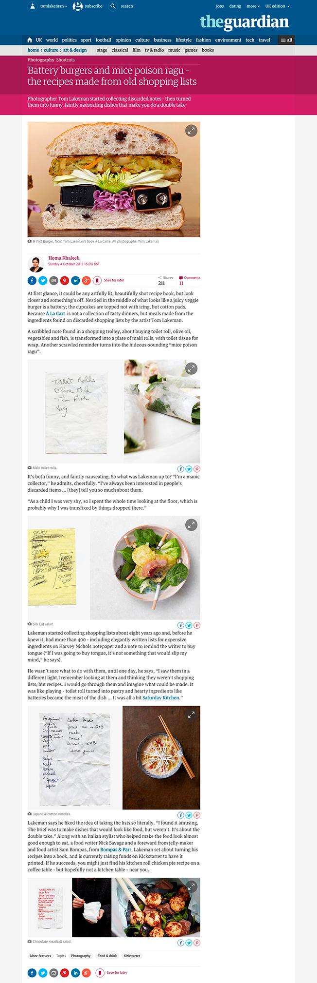 Online + Print